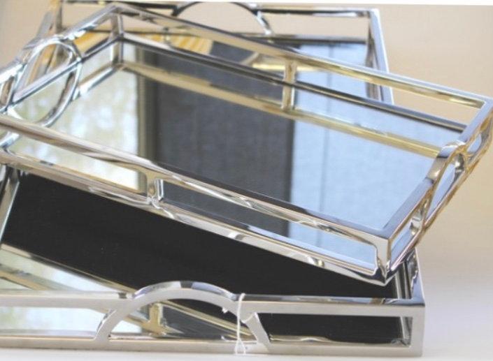 Arch Silver Tray / Small 41 cm