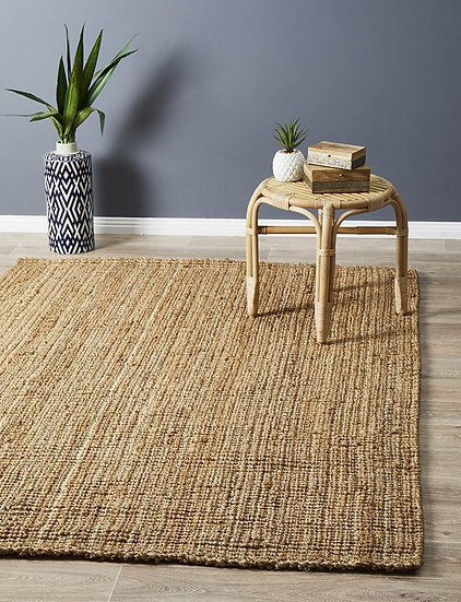 Atrium Barker Natural Rug - 320X230CM - Rectangle