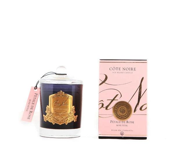 Petale de Rose candle by Cote Noire 185g