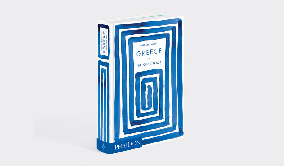 Greece The Cookbook - Vefa Alexiadou