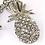 Thumbnail: Pineapple Key Ring & Clasp