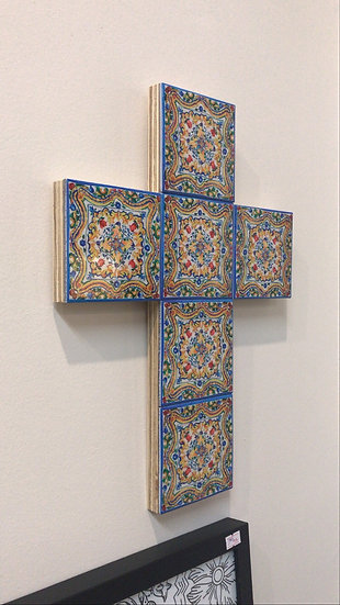 tile cross