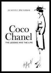 coco chanel legend and life book