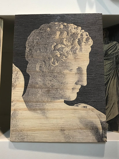 Hermes (Mini plywood) - The Hellenic Marbles