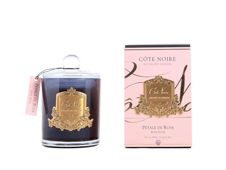 Petale de Rose candle by Cote Noire 450 g