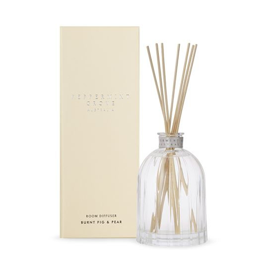 Peppermint Grove Diffuser - Burnt Fig and Pear