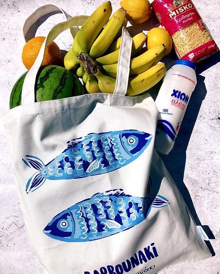 Barbounaki Tote bag