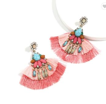 Betty bohemian earrings