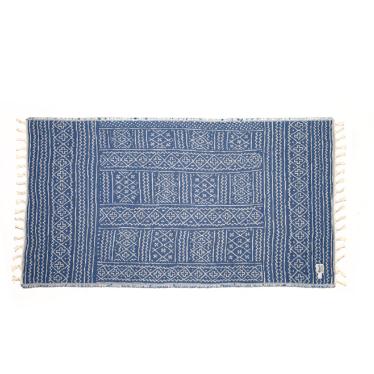gates blue cotton