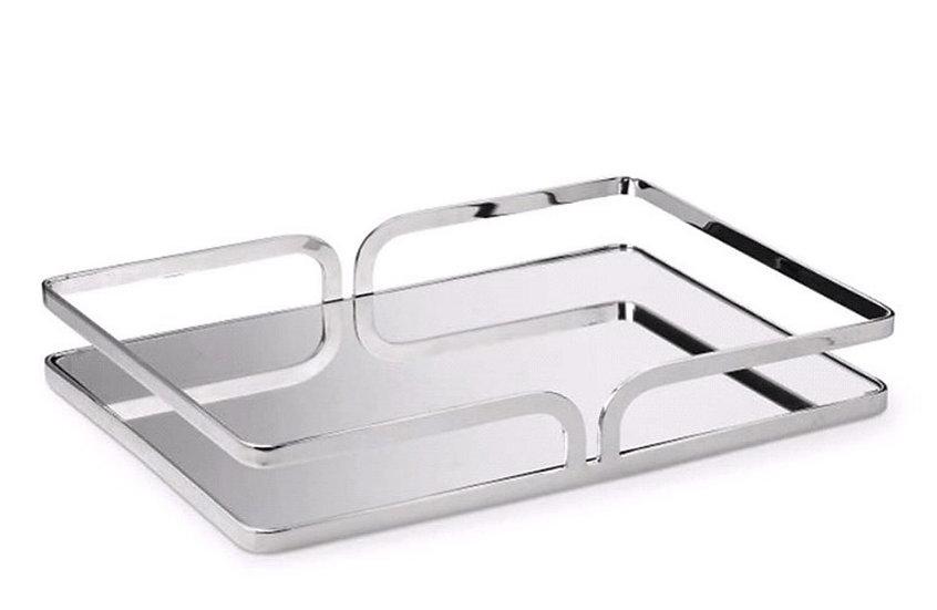 Sweetheart mirror tray