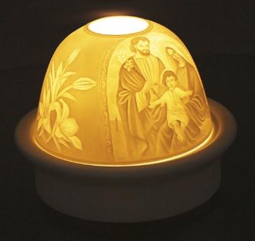 Holy Family LED light