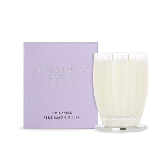 Peppermint Grove Candle - Persimmon and Lilly (Large)
