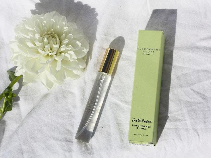 lemongrass and lime parfum