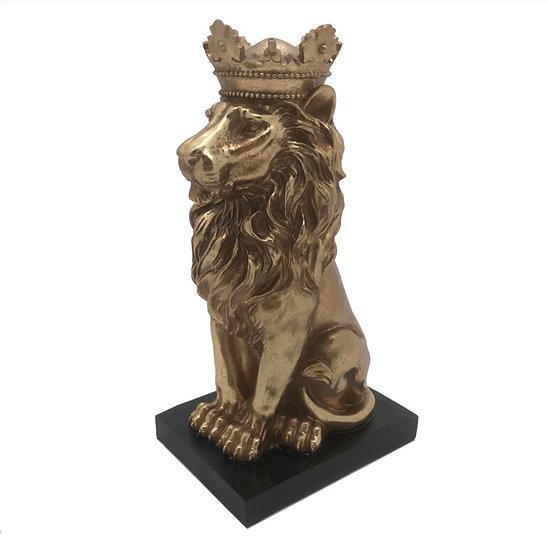 Crown Gold Lion