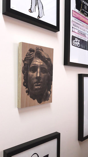 Alexander The Great (Medium plywood)