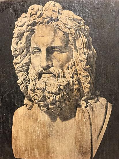 Zeus print