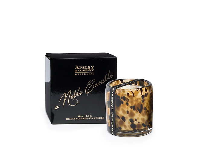Apsley and Co Luxury Candle - Vesuvius (Sml)