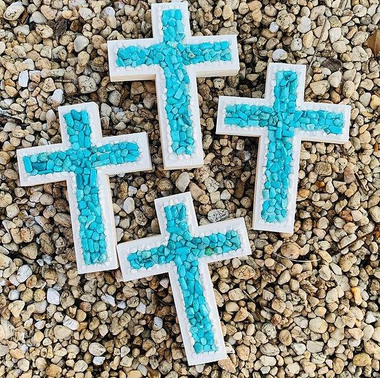 Santorini Cross mini