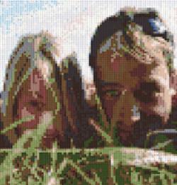 Portrait Mosaik
