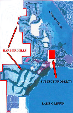 Harbor Hills Florida Land for Sale