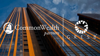 CommonWealth Partners Ranked 1st in the U.S. Office Corporate High-Rise, Sector Leader on 2020 GRESB