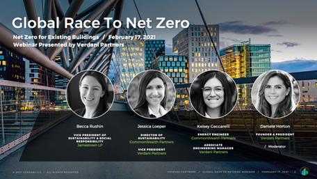 Global Race to NetZero