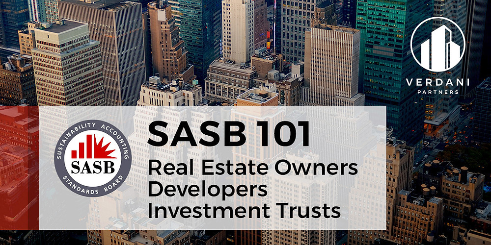 SASB and Verdani Partners