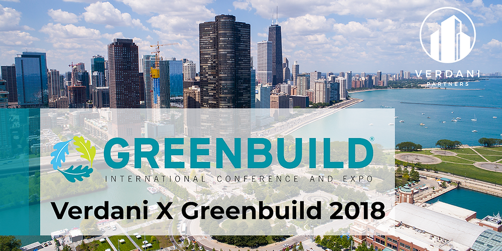Verdani at Greenbuild 2018
