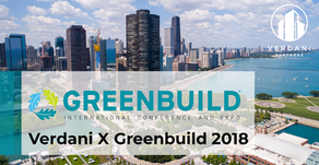 Verdani X Greenbuild 2018