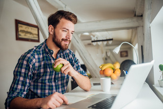 Healthy at Home: Prioritizing Health and Wellness While Working Remotely