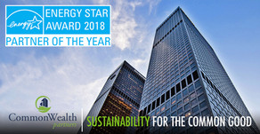 Hard Work Pays Off for CommonWealth Partners, 2018 ENERGY STAR® Partner of the Year
