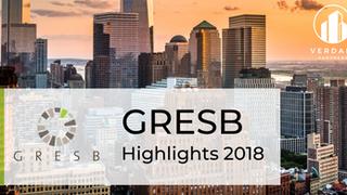 GRESB Highlights 2018