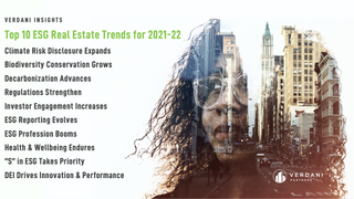 Verdani Insights: Top 10 ESG Real Estate Trends for 2021-22