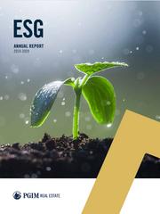 PGIM Real Estate Annual Report