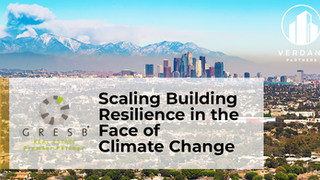 Scaling Building Resilience in the Face of Climate Change
