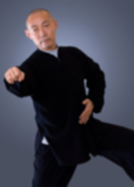 Мастер Юй цигун Шаолинь