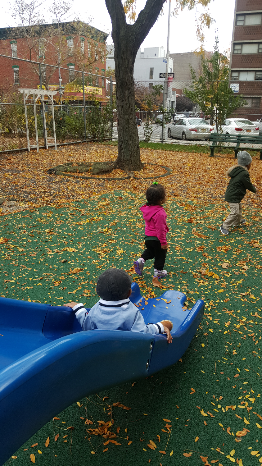 Outdoor play is a fun everyday