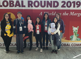 HAS Students in World Scholar's Cup (Sydney)
