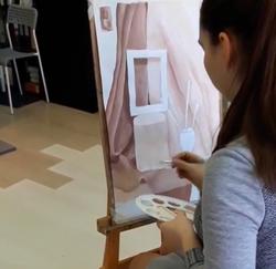 академ живопись для детей