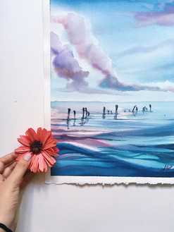 artmalen художник Алена Мураховская маст
