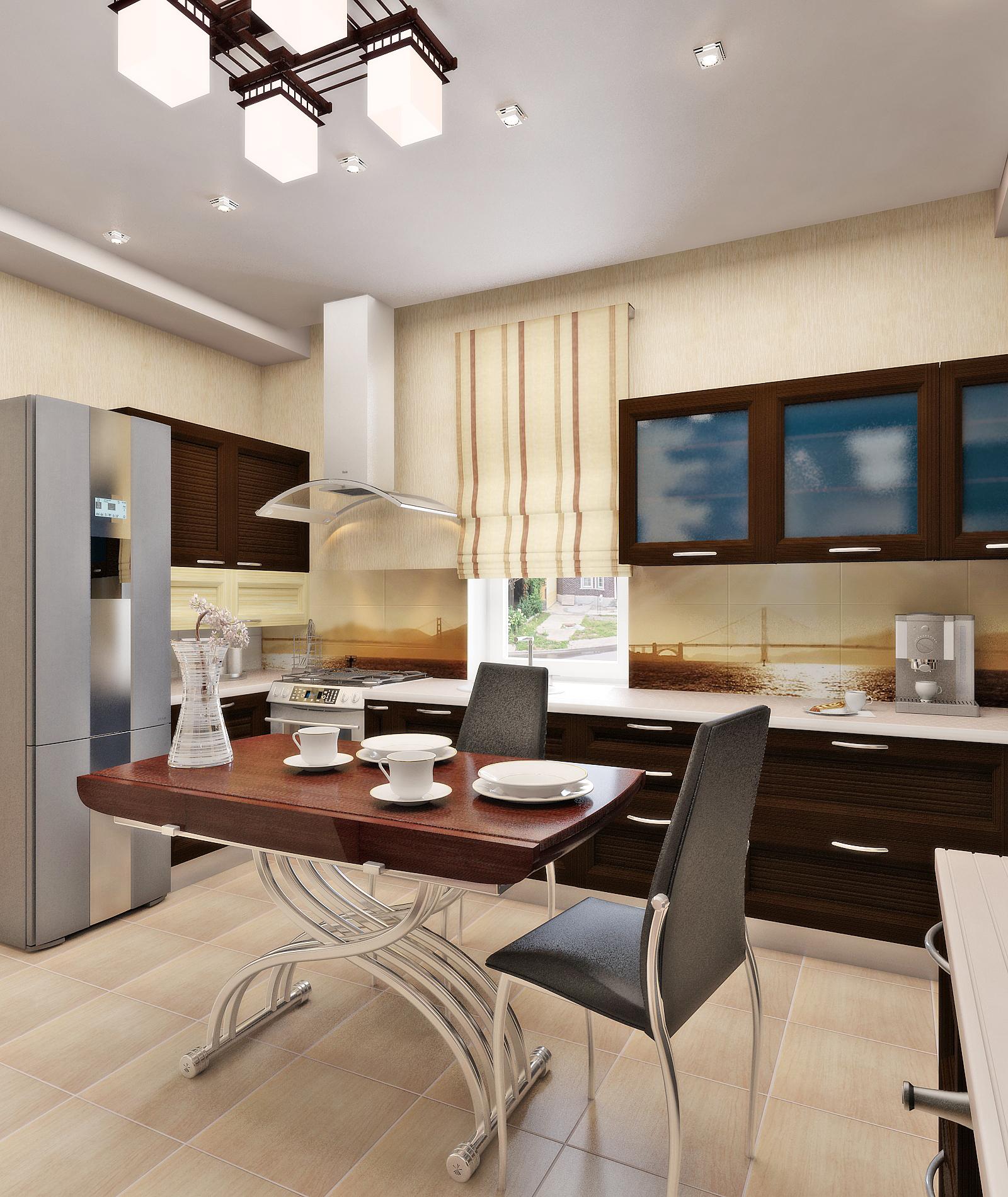 кухня дизайн-проект