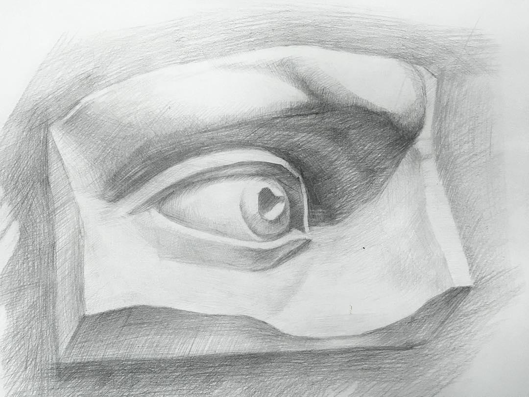 рисунок в группе подростков