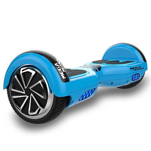 Mega Motion E1 Hoverboard 6.5 inch Blue