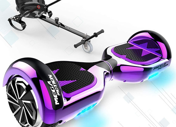 6.5 inch HoverBoard with Hoverkart