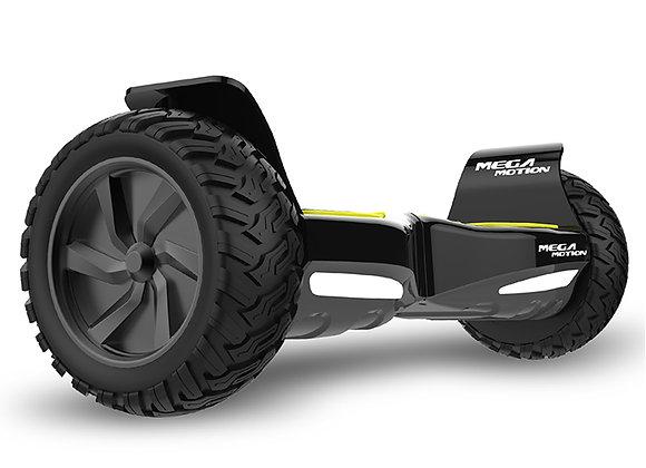 Mega Motion Hoverboard Xstrong Black