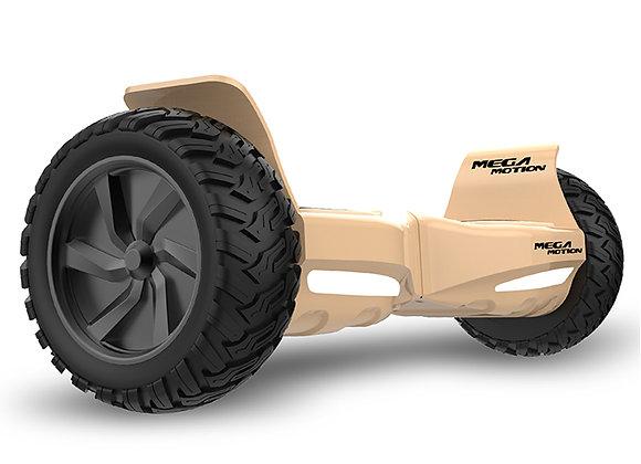Mega Motion Hoverboard Xstrong Golden