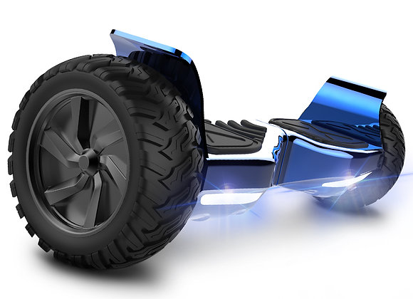 HoverBoard 8.5 inch wheels all terrain Built in Bluetooth LED