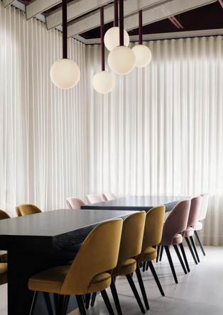 Restaurant SHAY - Groupe Manovra & IVY Studio