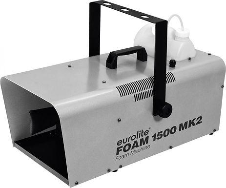 EUROLITE FOAM 1500 MK2 POWERFUL FOAM MACHINE