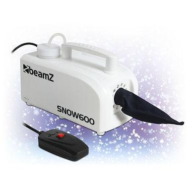 Beamz Snow Machine 600w